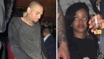 Rihanna & Chris Brown Reunite for Thanksgiving