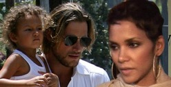 Halle Berry Will Rush to Court for Restraining Order Against Gabriel Aubry