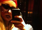 Amanda Bynes Resurfaces In a Turban