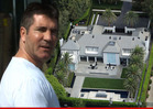 Simon Cowell -- Latest Swatting Victim ..