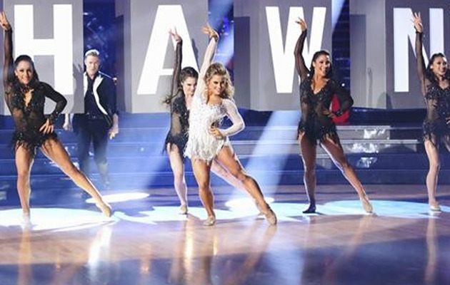"Fierce Five Take Over ""Dancing With The Stars"" Finale"