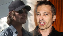 Gabriel Aubry -- Criminal Charges 'Highly Unlikely' After Olivier Martinez Beatdown