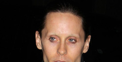 Jared Leto -- Take a Brow!