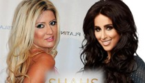 'Shahs Of Sunset' Slammed By Hot Model ... I'm the REAL 'Persian Barbie'