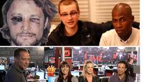 TMZ Live: Gabriel Aubry's Face Tells a Different Story