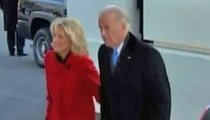 Biden's Wife: Boot-ylicious