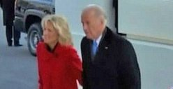 Biden&#039;s Wife: Boot-ylicious