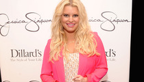 Report: Jessica Simpson Pregnant Again!