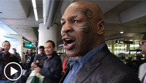 Mike Tyson -- I'm NOT in the New 'Hangover' Movie