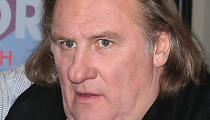 Gerard Depardieu -- Detained for Drunk Driving on Scooter