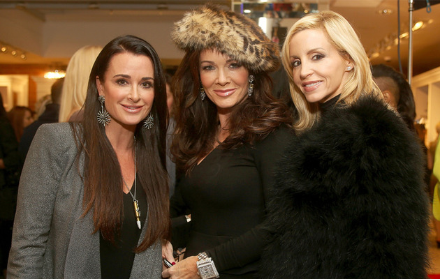 "Holidays With The ""Real Housewives!"""