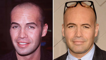 Billy Zane: Good Genes or Good Haircut?