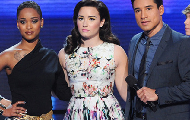 """Demi Lovato's """"X Factor"""" Identity Crisis!"""