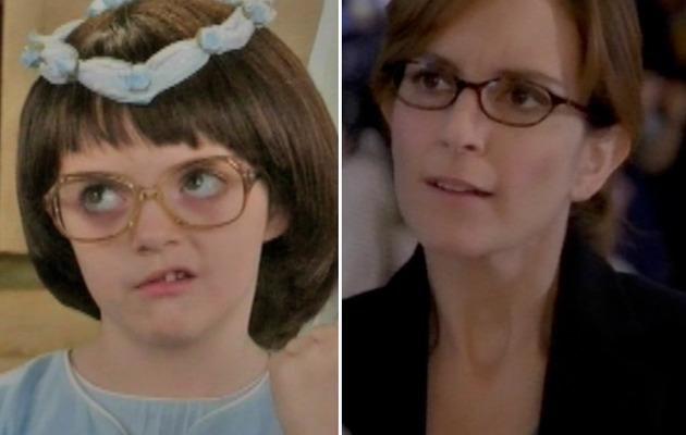 """Tina Fey's Daughter Makes Hilarious """"30 Rock"""" Cameo"""