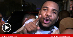 The Game -- Cops Busted Me for Being Too Dark