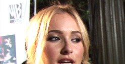 Hayden Panettiere in Nashville Car Crash -- Accused of Blowing Red Light
