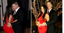 John Cena -- REBOUNDING with Ex-WWE Diva [Pics] 