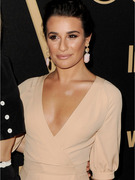 Lea Michele Makes Bad Makeup Move!