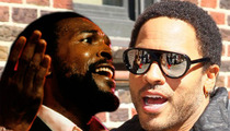 Marvin Gaye's Son Begs Lenny Kravitz -- Please Don't Play My Dad