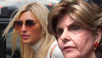 Lindsay Lohan Accuser -- IT'S GLORIA ALLRED TIME!!