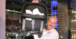 Kelsey Grammer -- I Got Your Car Seat RIGHT HERE!!!