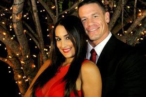 John Cena -- Gettin' Close with Ex-WWE Diva