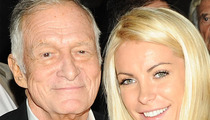 Hugh Hefner & Crystal Harris -- We're Getting Married!