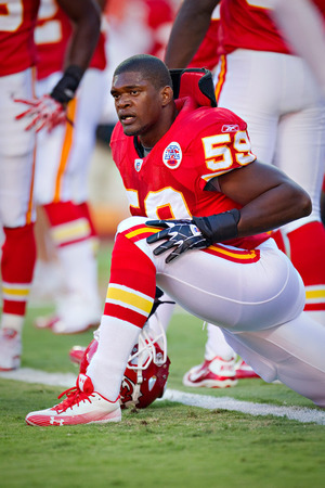 Jovan Belcher Football Photos