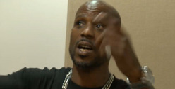 DMX - X-MAS Carol Freestyle ... It's 'Rudolph' Time, B*tches