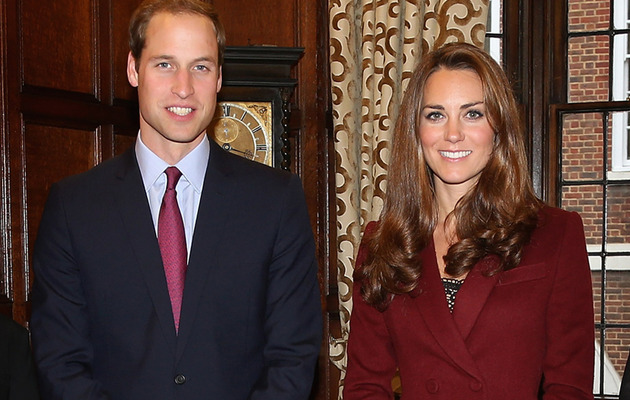 It's Official -- Kate Middleton Is Pregnant!