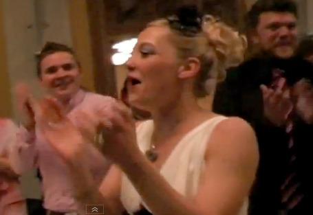 "Viral Video: Crazy ""Les Miserables""-Singing Flash Mob"
