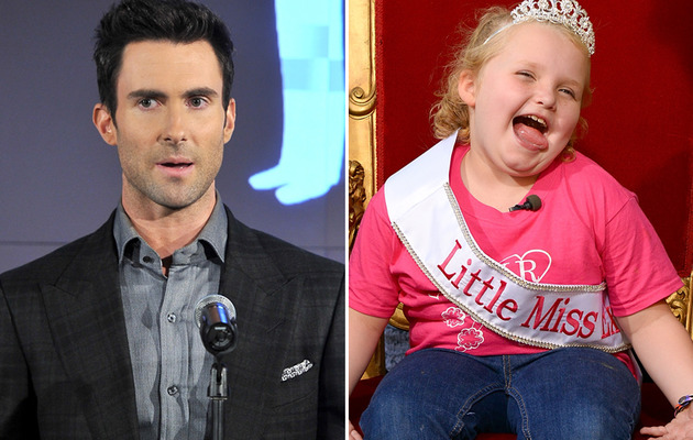 "Adam Levine Trashes Honey Boo Boo: ""They're Just the Worst"""