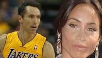 Steve Nash -- Lakers Star Involved In Bizarre Custody Fight