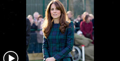 Kate Middleton Pregnant -- Royal Fetus Bumps Uncle Harry