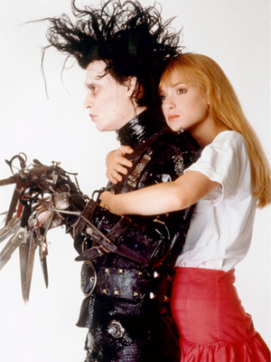 "12 Days of Christmas: Five Fun Facts About ""Edward Scissorhands!"""
