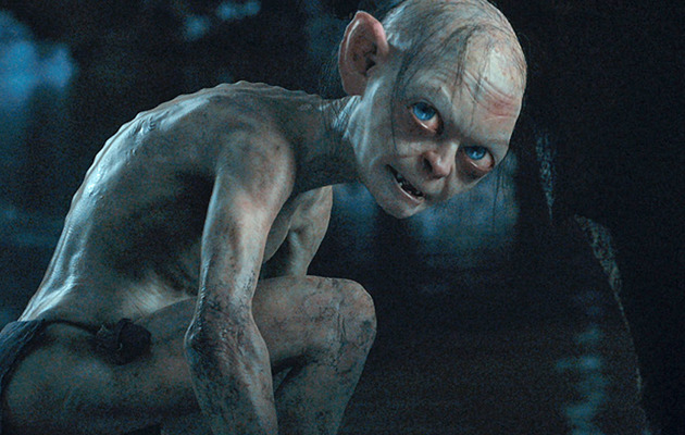 "Gollum Returns & Crazy Goblin Action In New ""Hobbit"" Clips"