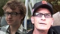 CBS Honcho -- Angus T. Jones Outburst Is NOTHING Compared to Charlie Sheen's