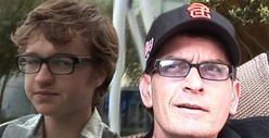 CBS Honcho -- Angus T. Jones Outburst Is NOTHING Compared to Charlie Sheen&#039;s