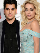 Rob Kardashian: I Didn't Trash Rita Ora on Twitter ... By Name