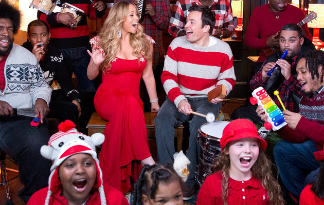 """Mariah Carey's Unique Version of """"All I Want for Christmas Is You"""""""