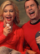 Olivia Newton-John & John Travolta Re-Team for Ridiculous New Video
