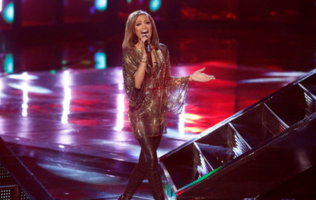 "Powerhouse Singer Belts Last Tune on ""The Voice!"""