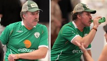 Will Ferrell -- What's Up with the Mustache?