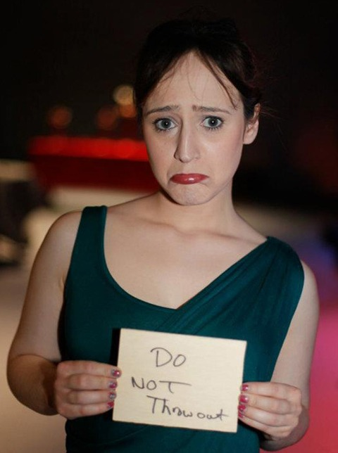 Mara Wilson, 26, is now a writer and posted a photo recently on