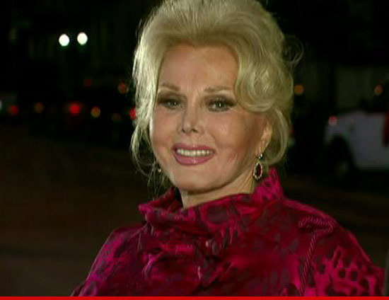 Zsa Zsa Gabor cause of death