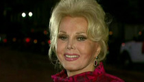 Zsa Zsa Gabor -- Back to the ER ... But I Ain't Dead!