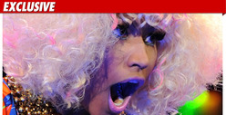 Nicki Minaj's New Year -- Six Minutes Behind Schedule
