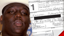 Notorious B.I.G. -- AUTOPSY REPORT Reveals Graphic Details