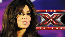 Cheryl Cole Sues Over 'X Factor' -- You Owe Me $2.3 Mil ... Even Though You Fired Me!