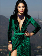 Vanessa Hudgens Stuns in Harper&#039;s Bazaar! 